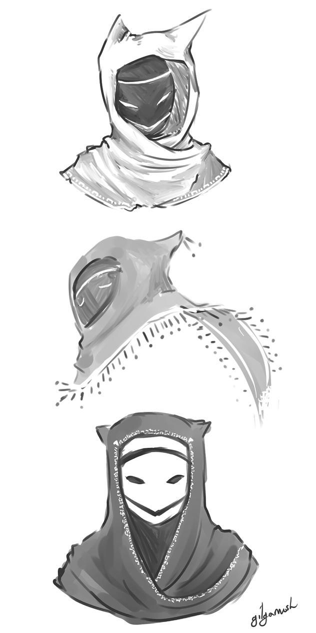 Hood Variations by GilgameshforEternity