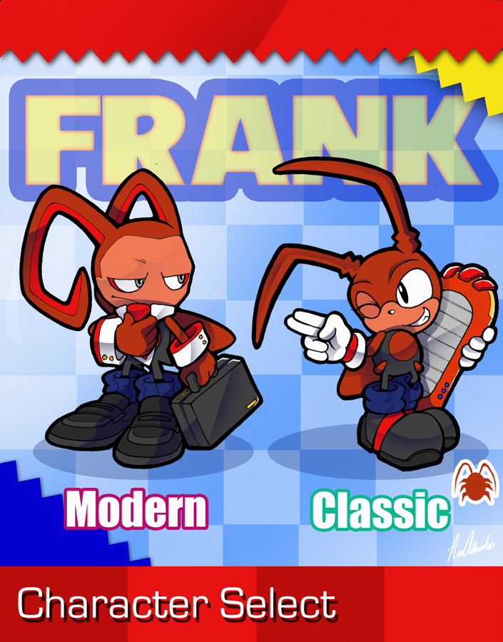 Pageneant-Mobius - Round 6 - Frank by NeoAtlantis