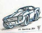 another 69 Camaro