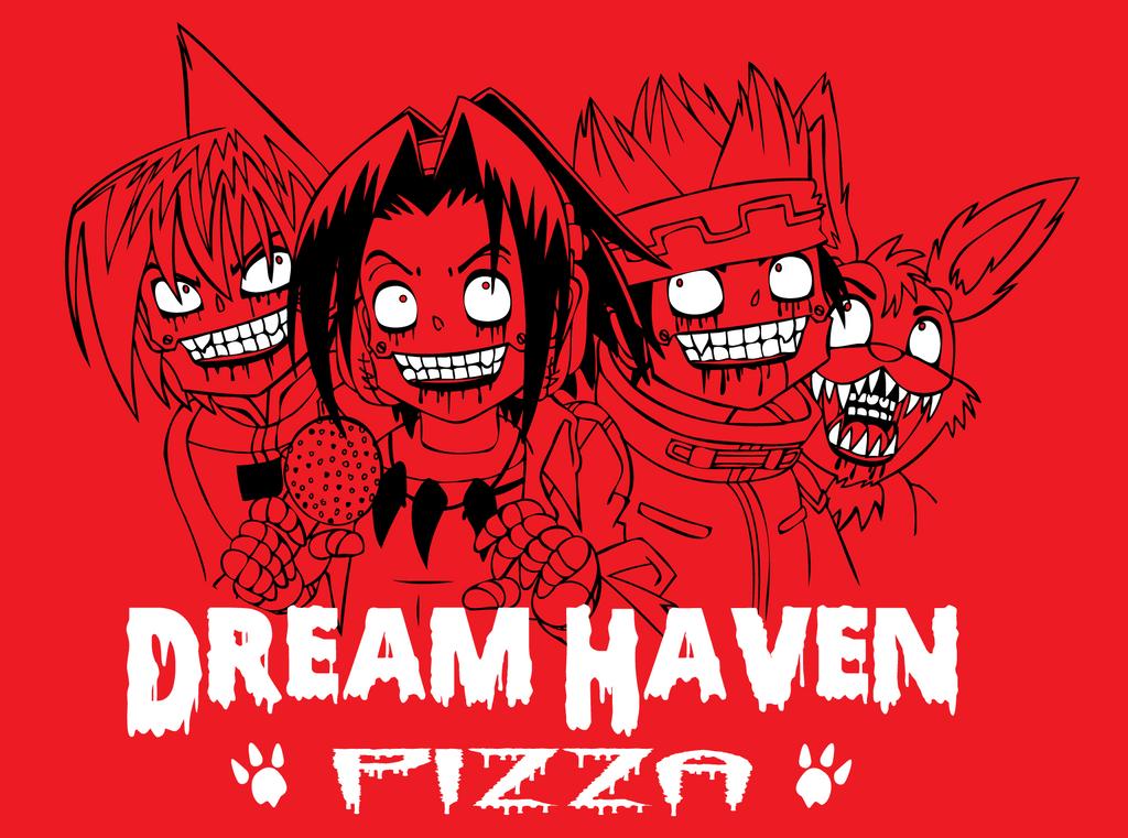 Dream Haven Pizza Dark by Dezu-the-Shaman