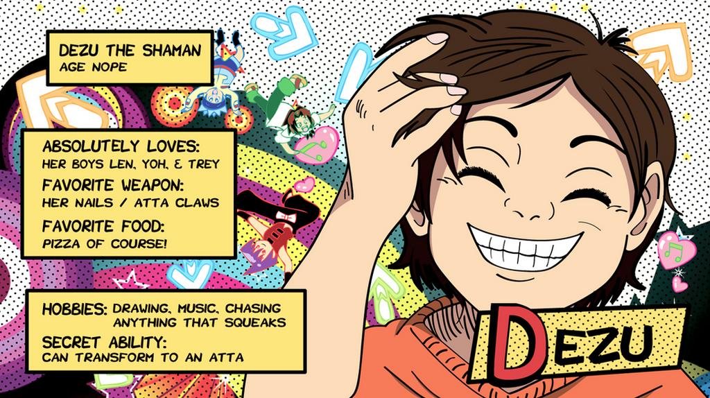 Dezu Info by Dezu-the-Shaman