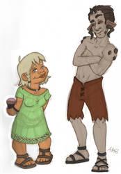 Skirtzzz's comic fanart by Manda-of-the-6