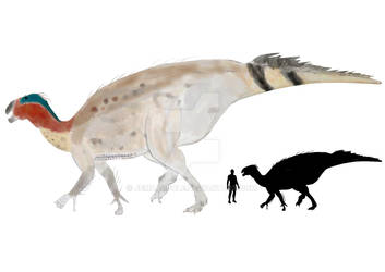 Mantellisaurus bampingi by JemDarpole