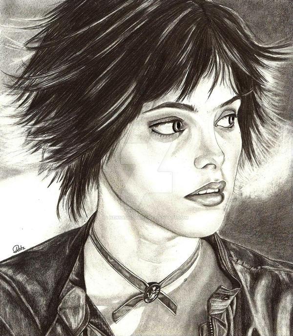 Alice Cullen by NenyaUndomiel