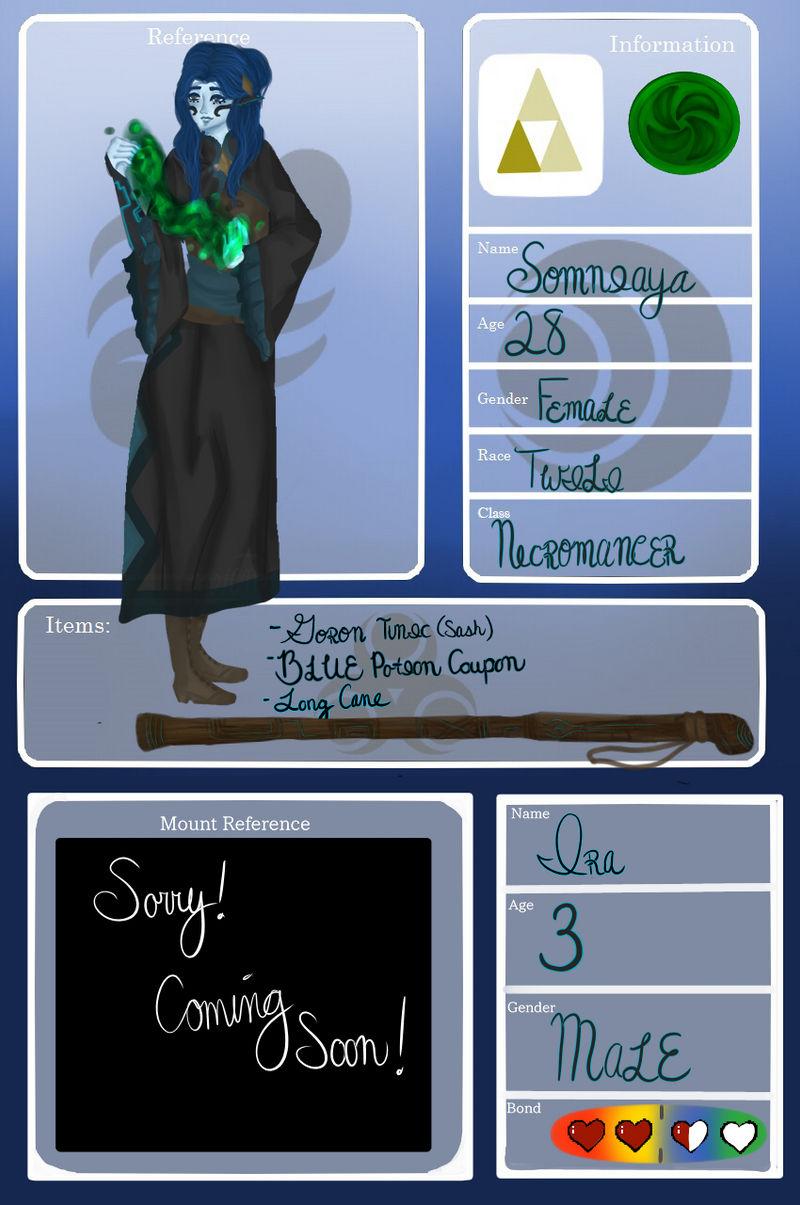 ::Fall of Hyrule, Somniaya:: [Update 9/23/16]