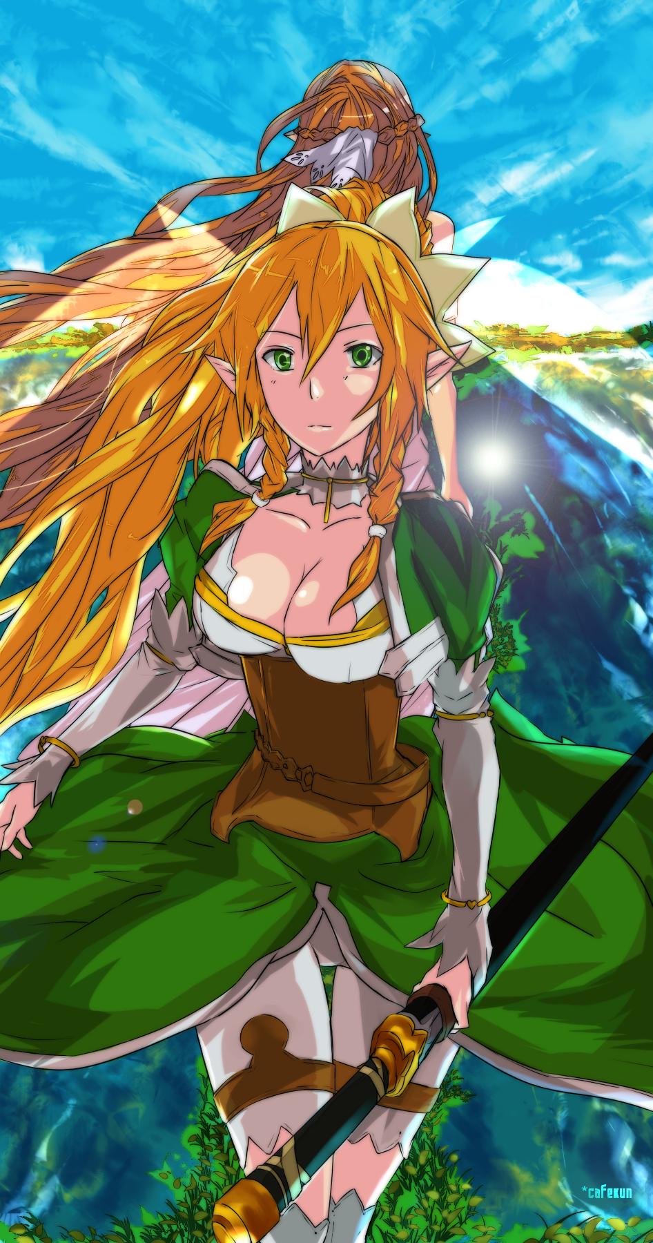 Sword Art Online by cafekun