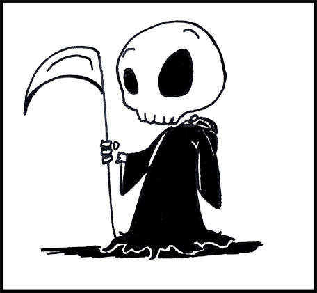 The Littlest Reaper by Nuttshell