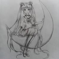 Sailor Moon! by ZombG