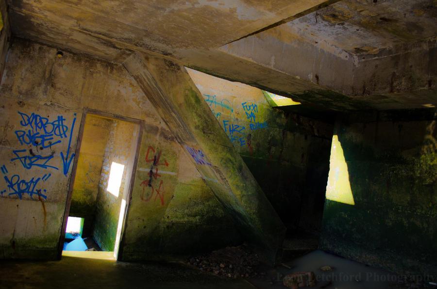 Exceptional Inside World War 2 Bunker By Letchbo ...