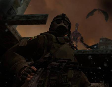 Metro 2033 contest 'fear'