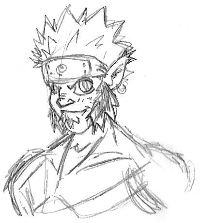 Adult Naruto Concept Idea by =ovoro on deviantART