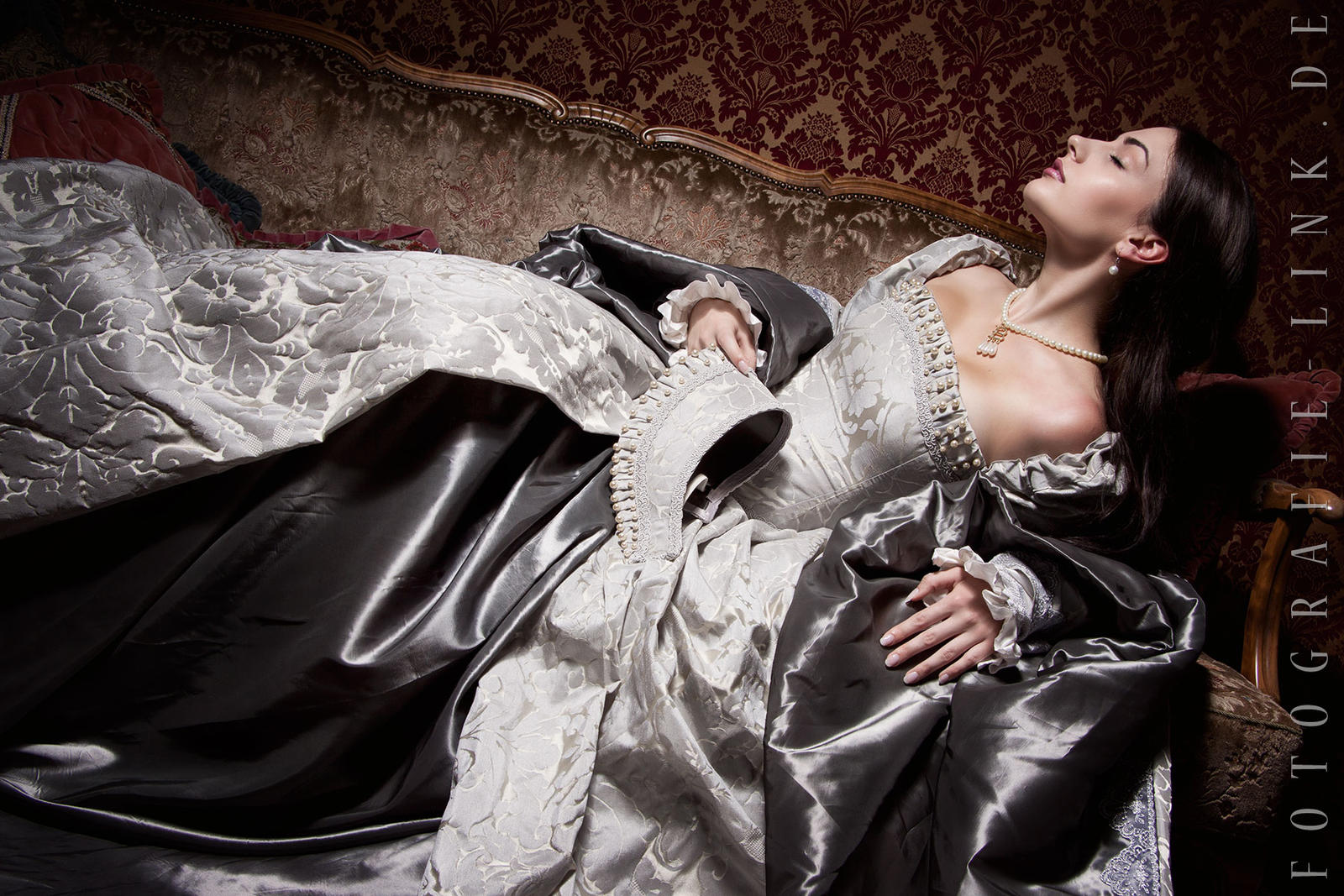 TUDORS Queen Anne Boleyn by joelle89