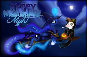 + Happy Nightmare Night + by carykaiba