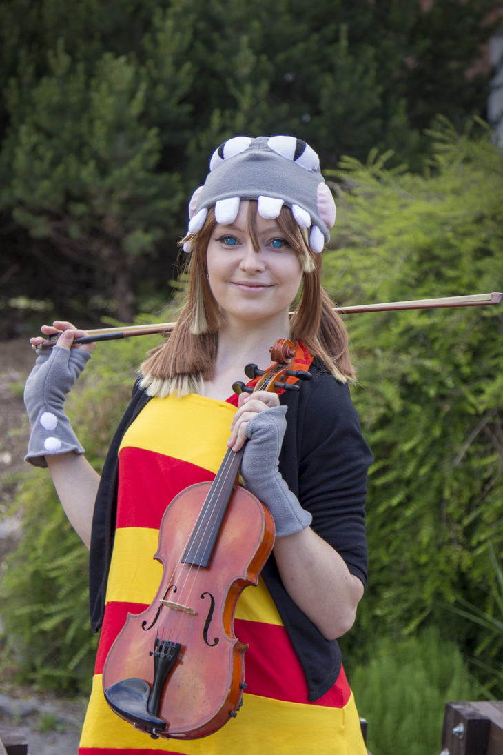 Lindsey Stirling - We are giants, Cosplay by TeddyBear540