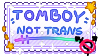 Tomboy, Not Trans by kitteors