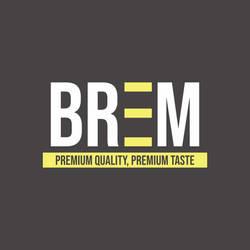 Bremium Logo Design