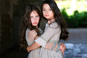 Like sisters.