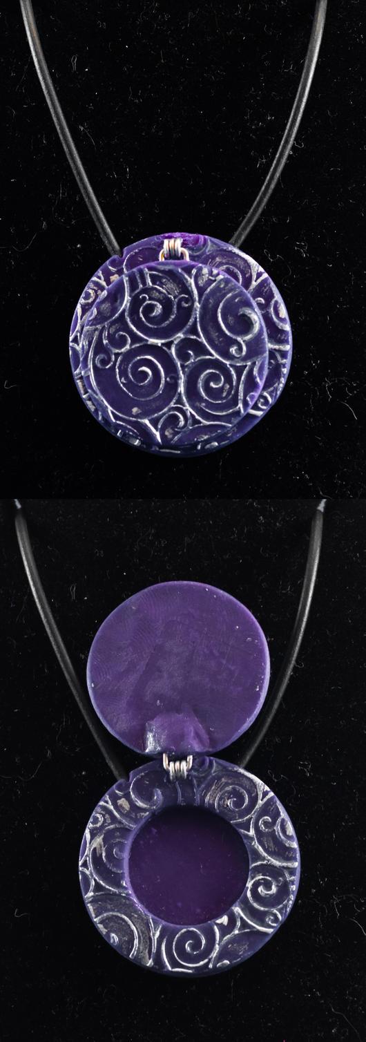 Spiral locket by sneakyfetusprod