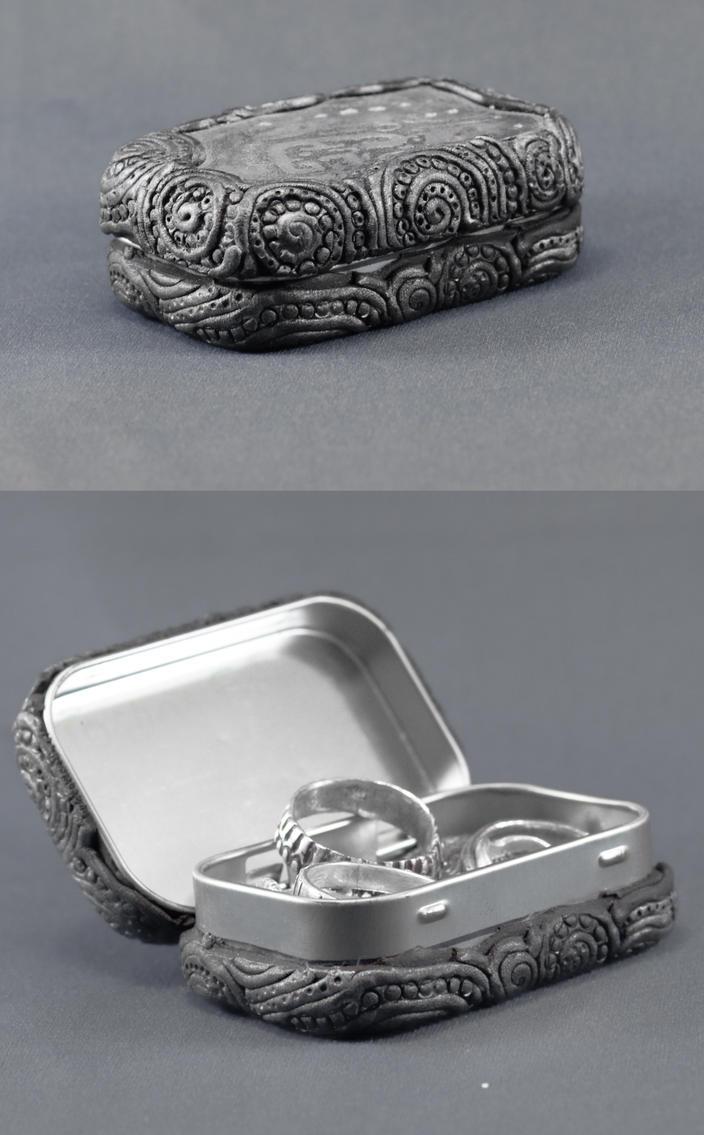 Ancient dragon box by sneakyfetusprod