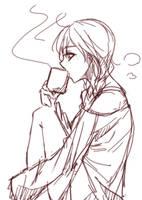 Frozen - coffee2 by kimdakim