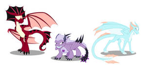 Meet the Crystal Dragons