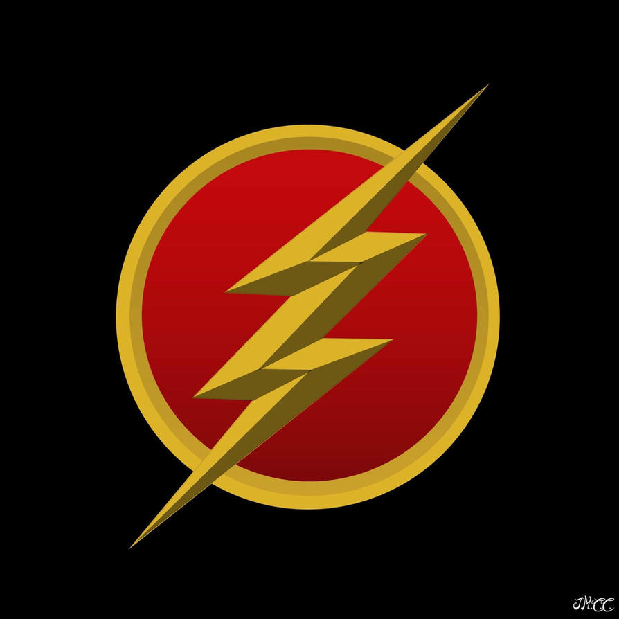 the flash logo by jenarts95 on deviantart