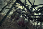 Spreepark Rollercoaster