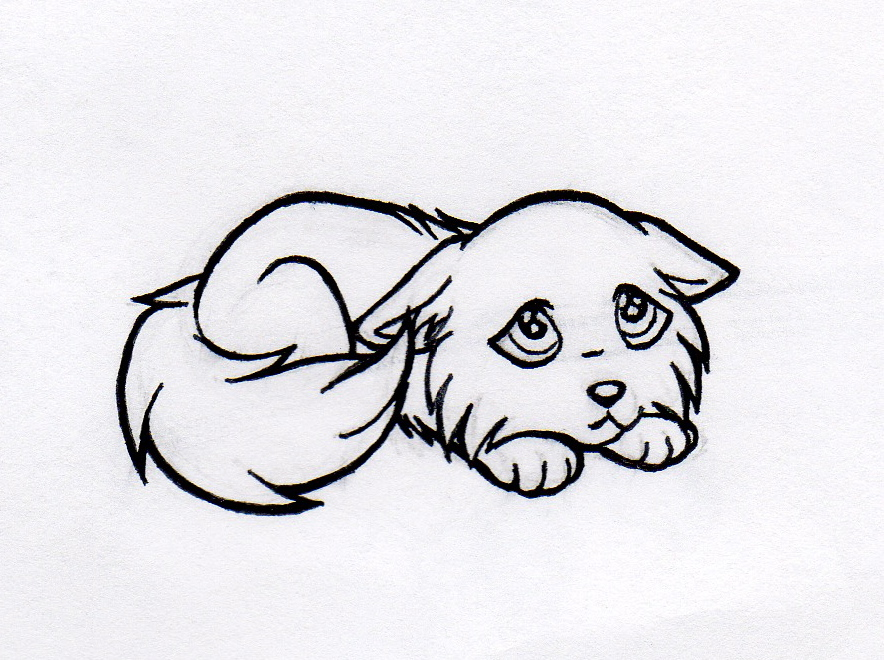 Easy Line Drawings Of Animals : Castingcrowns explore on deviantart