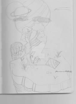 Fantasy Sketch