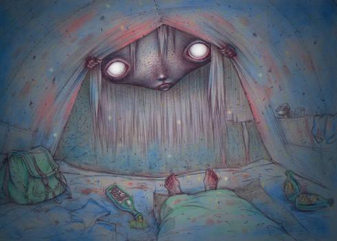 Hallucinatory dream