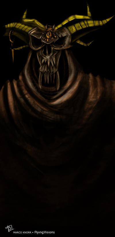 Demon in inside me... by LiddlBuddha
