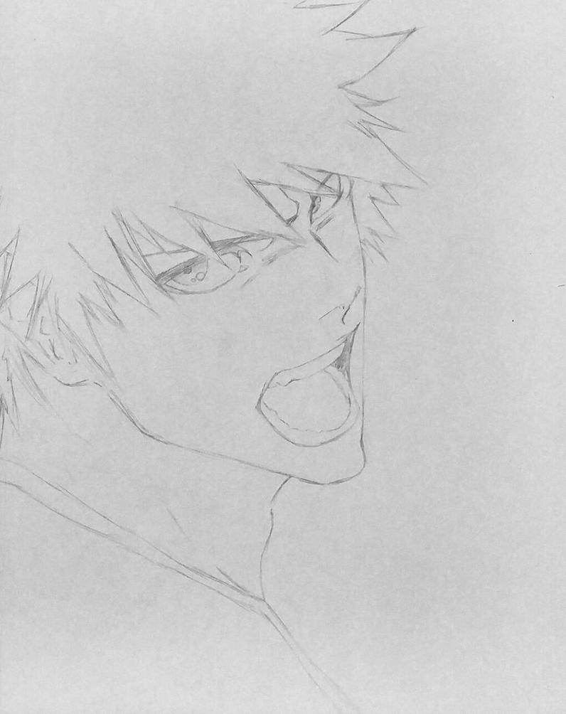 The Hell Verse: Ichigo Kurosaki WIP by Anestasi