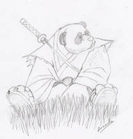 Kung Fu Panda by armand-87