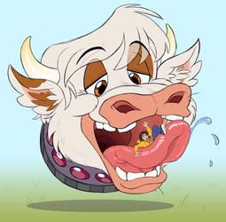 Next Stop: Cow
