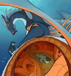 Fintastic Voyage by VoraciousPanda