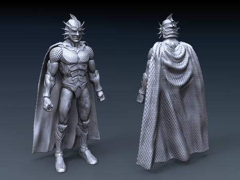 Orm action figure