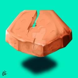 Study of Objects in Painting and Stuff by Zeeshanart