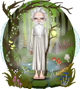 Swamp Wizard by Vicingus