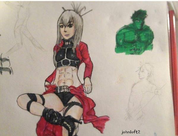 just sketchen 1 by johnloft2