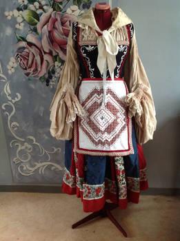 Balkan costume