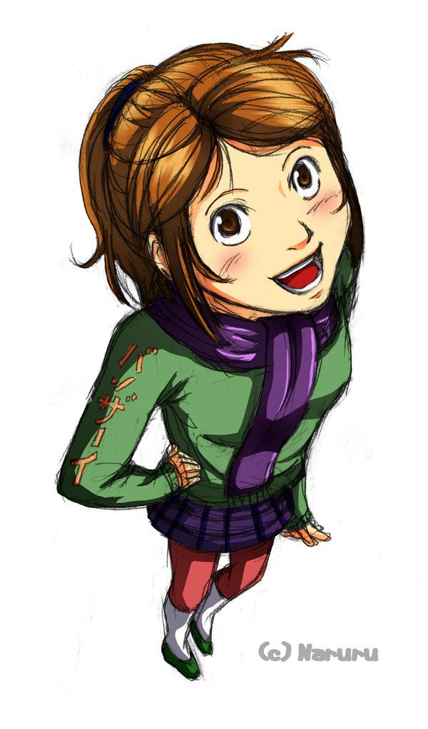 Anime Banzai Mascot - Part 2 by naruto-sexy-no-jutsu