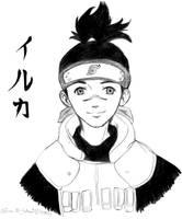Iruka by naruto-sexy-no-jutsu