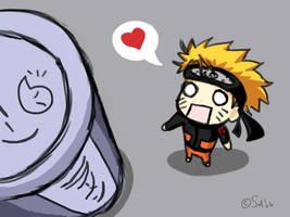Naruto - HUGE RAMEN
