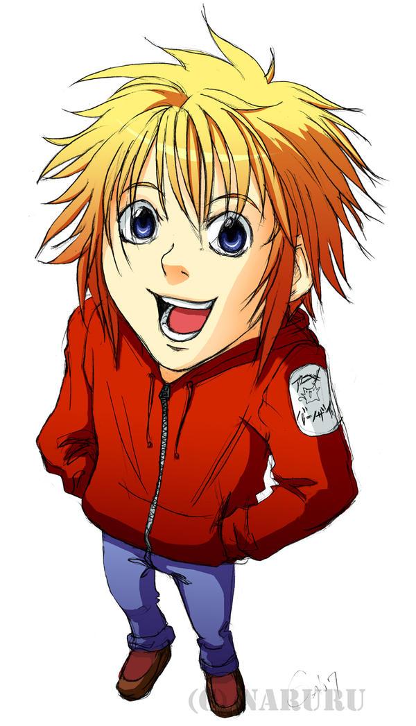 Anime Banzai Mascot: Part 1 by naruto-sexy-no-jutsu