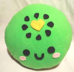 Kiwi Plush Pillow 1