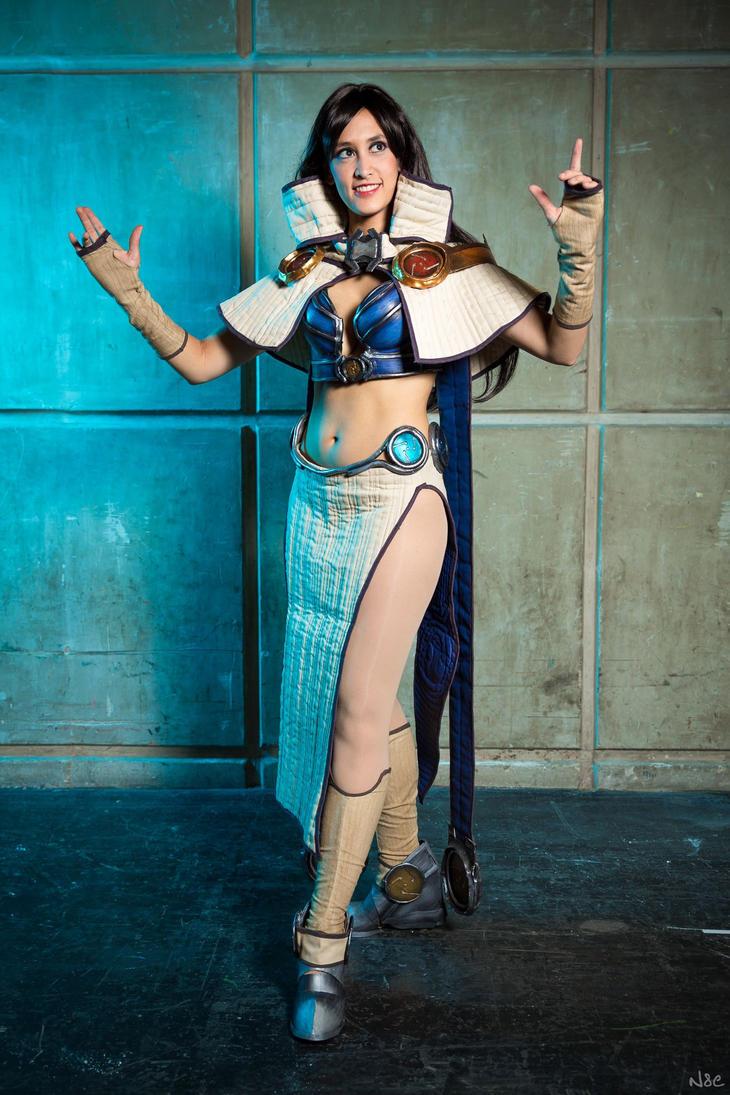 Sage Cosplay from Ragnarok Online by Akashi-Mirai