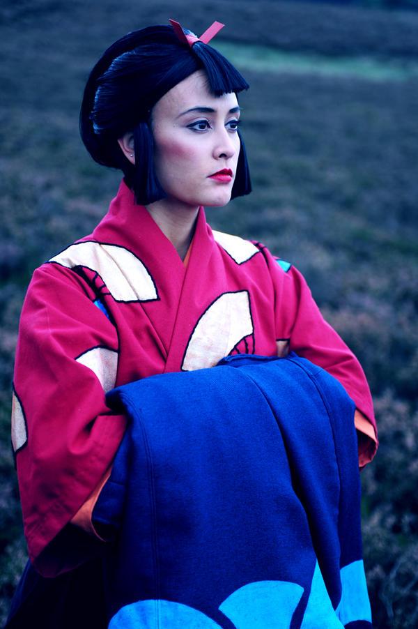 Eboshi portret by Akashi-Mirai