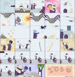 Akatsuki- The Spider by Mutchka