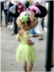 Sweet Fairy and her baloon.