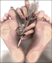 Feet in Love